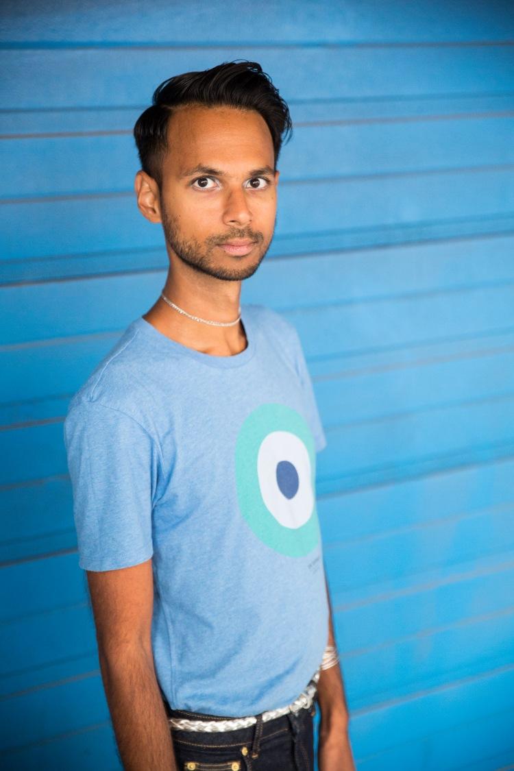 Harlot portretten Manju2